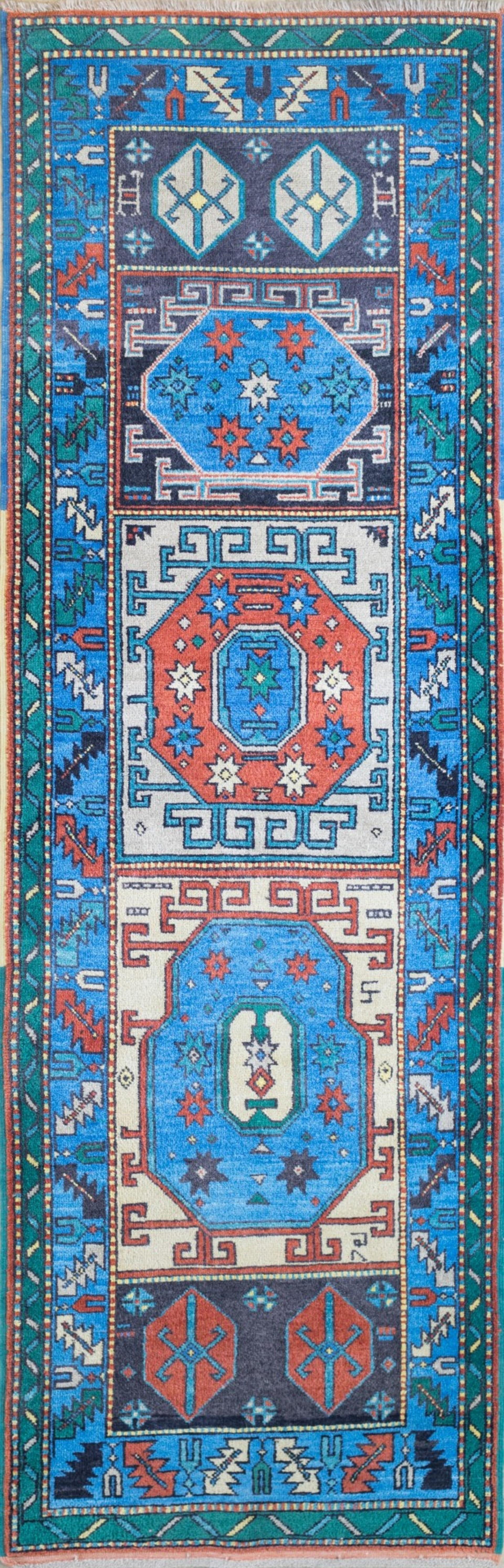 KAZAKH BLUE